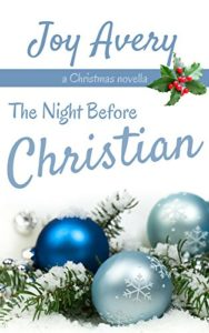Cover Art for The Night Before Christian by Joy Avery