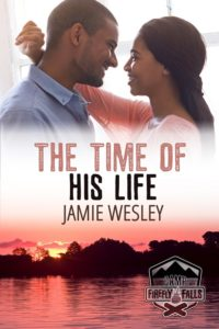 Cover Art for The Time of His Life by Jamie Wesley