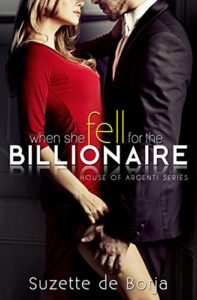 Cover Art for When She Fell for the Billionaire by Suzette  de Borja