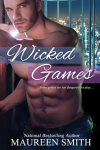 Cover Art for Wicked Games by Maureen Smith
