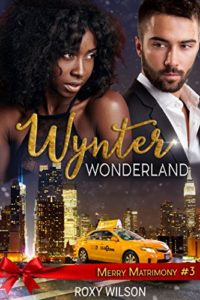 Cover Art for Wynter Wonderland by Roxy  Wilson