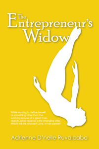 Cover Art for The Entrepreneur's Widow by Adrienne Ruvalcaba