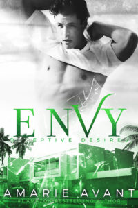 Cover Art for ENVY: Deceptive Desires by Amarie Avant