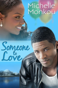 Cover Art for Someone To Love by Michelle Monkou