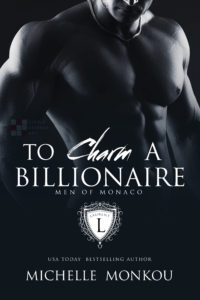 Cover Art for To Charm A Billionaire by Michelle Monkou