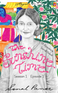 Cover Art for The Sunshine Time by Sonal Panse