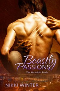 Cover Art for Beastly Passions by Nikki  Winter