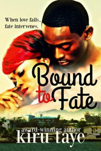 Cover Art for Bound To Fate by Kiru  Taye