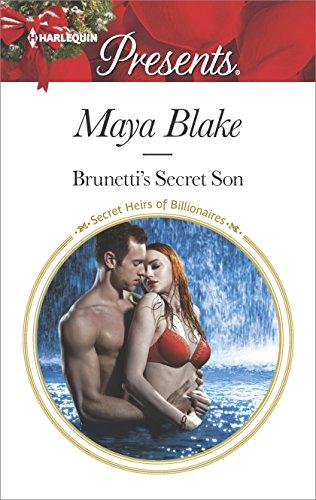 Cover Art for Brunetti's Secret Son by Maya  Blake