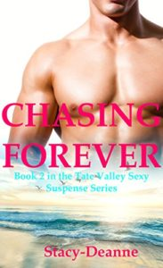 Cover Art for Chasing Forever by Stacy- Deanne