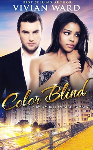 Cover Art for Color Blind by Vivian  Ward
