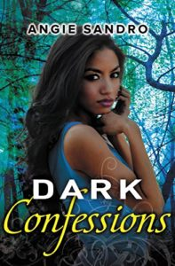 Cover Art for Dark Confessions by Angie  Sandro