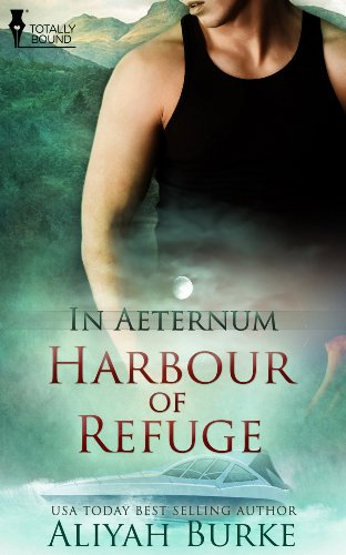 Cover Art for Harbour of Refuge by Aliyah Burke