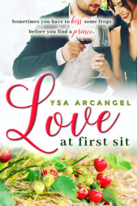 Cover Art for Love at First Sit by Ysa Arcangel