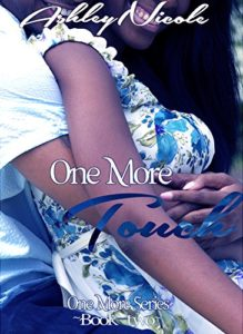 Cover Art for One More Touch by Ashley Nicole