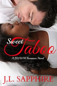 Cover Art for Sweet Taboo by J. L.  Sapphire