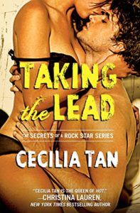 Cover Art for Taking the Lead by Cecilia  Tan
