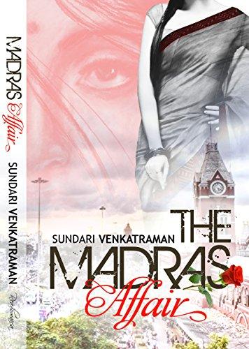 Cover Art for The Madras Affair by Sundari Venkatraman