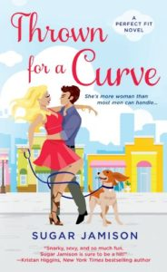 Cover Art for Thrown for a Curve by Sugar  Jamison