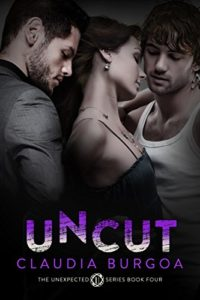 Cover Art for Uncut by Claudia  Burgoa
