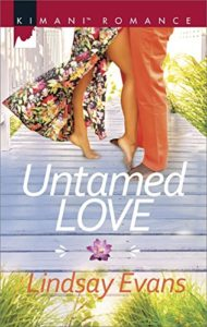 Cover Art for Untamed Love by Lindsay  Evans
