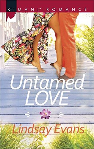 Cover Art for Untamed Love by Lindsay  Evans