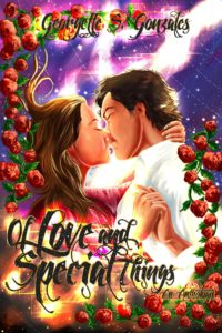 Cover Art for Of Love and Special Things by Georgette S. Gonzales