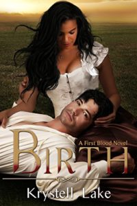 Cover Art for Birth by Krystell  Lake