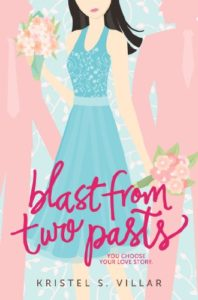 Cover Art for Blast From Two Pasts by Kristel  Villar