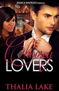 Cover Art for Choosey Lovers by Thalia  Lake