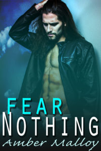 Cover Art for Fear Nothing by Amber Malloy
