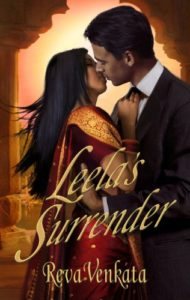 Cover Art for Leela's Surrender by Reva  Venkata