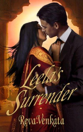 Cover Art for Leela's Surrender by Reva  Venkata