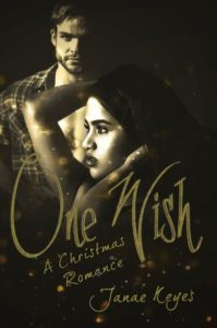 Cover Art for One Wish by Janae Keyes