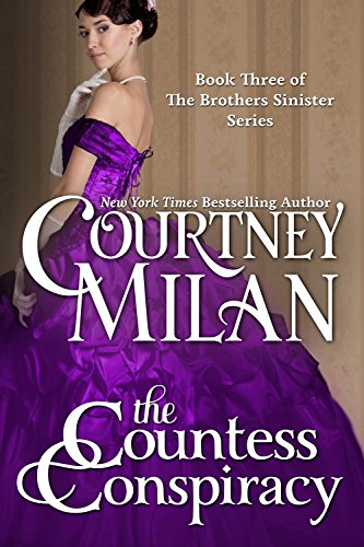 Cover Art for The Countess Conspiracy by Courtney  Milan