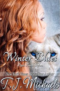 Cover Art for Winter Blues by T. J.  Michaels