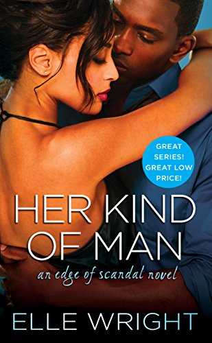 Cover Art for HER KIND OF MAN by Elle Wright