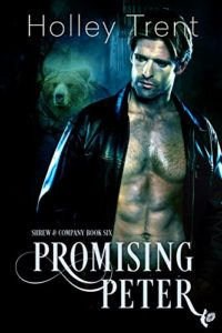 Cover Art for PROMISING PETER by Holley Trent