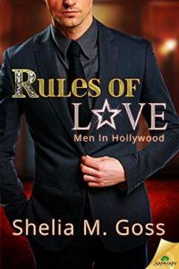 Cover Art for RULES OF LOVE by Sheila M. Goss
