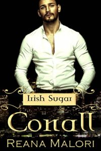 Cover Art for Conall by Reana  Malori
