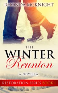 Cover Art for The Winter Reunion by Rhonda McKnight