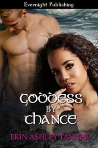 Cover Art for Goddess by Chance by Erin Ashley  Tanner