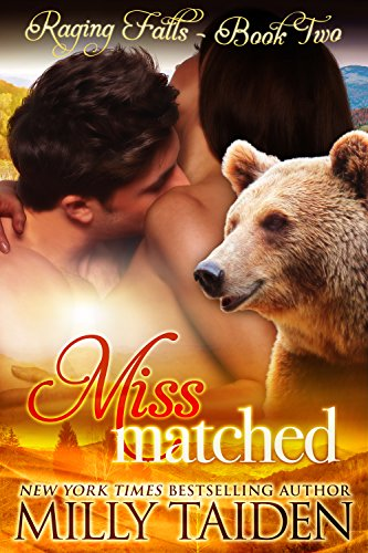 Cover Art for Miss Matched by Milly  Taiden