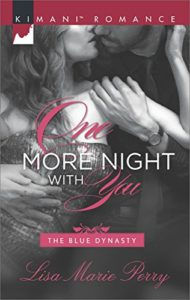 Cover Art for One More Night with You by Lisa Marie  Perry