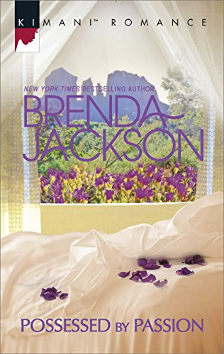 Cover Art for Possessed by Passion by Brenda  Jackson