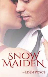 Cover Art for Snow Maiden by Eden Royce