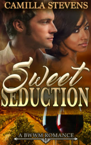 Cover Art for Sweet Seduction by Camilla Stevens