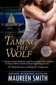 Cover Art for Taming the Wolf by Maureen  Smith