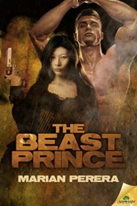 Cover Art for The Beast Prince by Marian  Perera