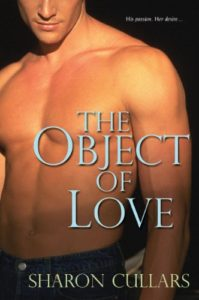 Cover Art for The Object Of Love by Sharon  Cullars